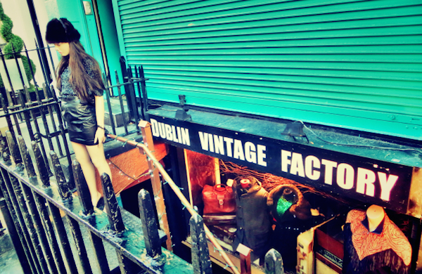 A Guide to the Best Vintage Shopping in Dublin
