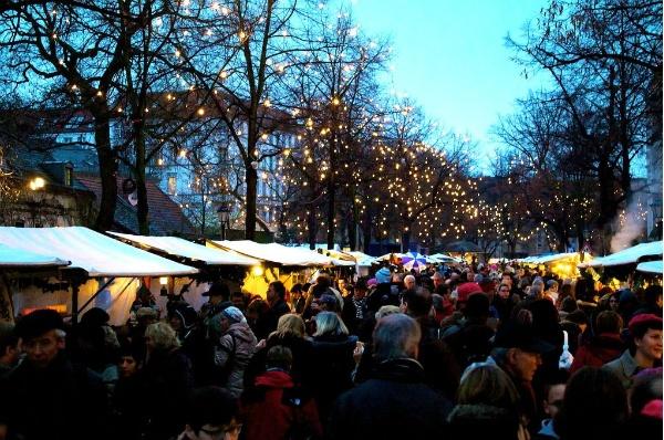 Weihnachtsmarkt Rixdorf