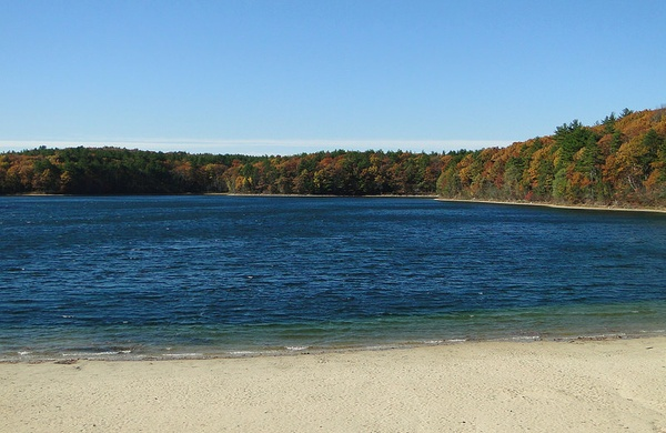 Best Lake Beaches Walden Pond