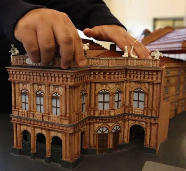 Museo Tattile Borges: a Catania l'arte si guarda con le mani