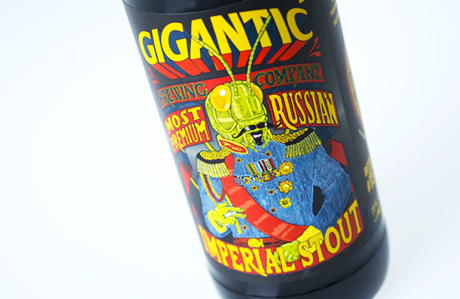 A Beer as Black as a Russian Czar's Heart