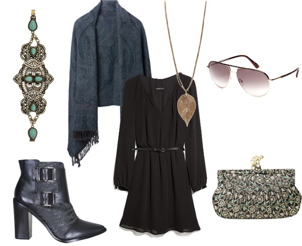 Style An Outfit Homage To Stevie Nicks Witchy 600c490