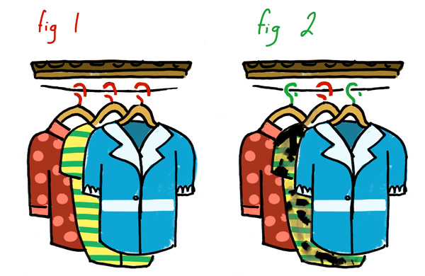 The Hanger Trick and Other Fall Closet Tips from a Professional Organizer