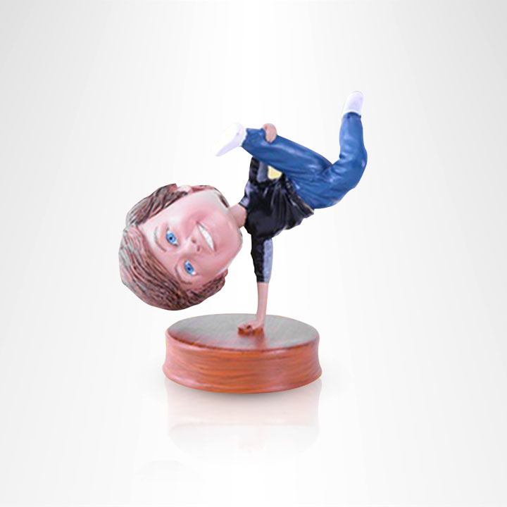 Custom bobblehead