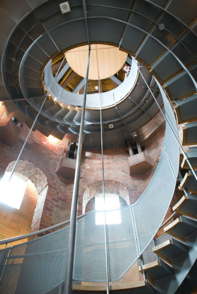 The Staircase in the Lighthouse