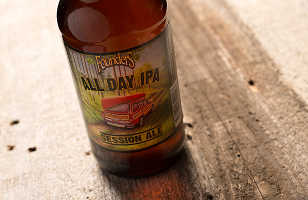 Meet Founders' Innovative, In-Your-Face But Not Too In-Your-Face All Day IPA