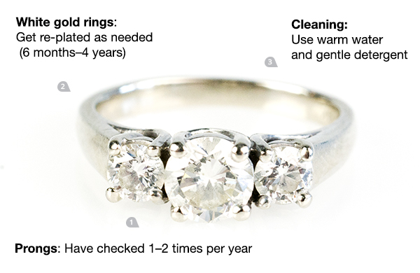 How to Clean and Maintain Your Engagement Ring