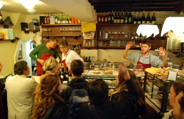 Sei bacari di Venezia dove mangiare bene e spendere poco