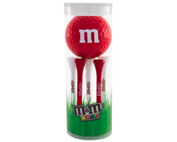 Father's Day M&M's golf gift