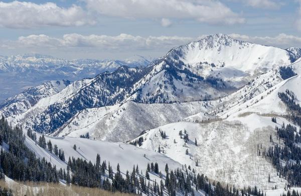 Montagna sciare