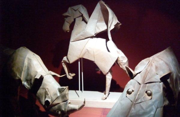 La Escuela-Museo de Origami de Zaragoza