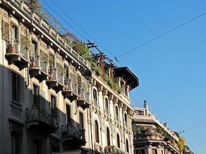 Una passeggiata a piedi al Quadrilatero del Silenzio di Milano