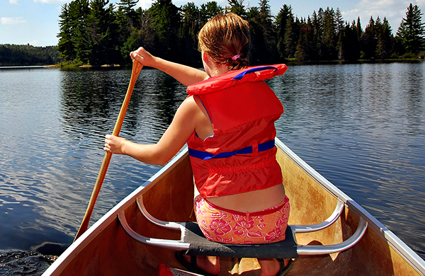 How to Paddle a Canoe in Four Steps