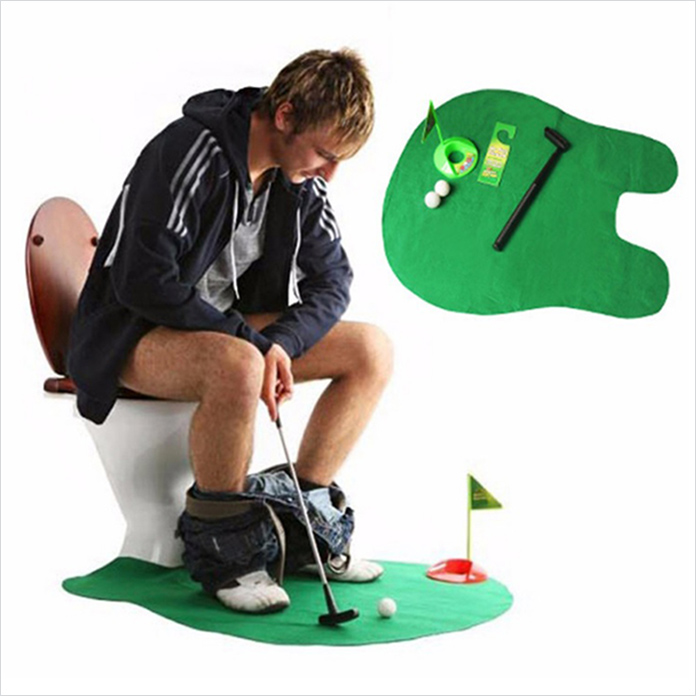 Set golf toilettes