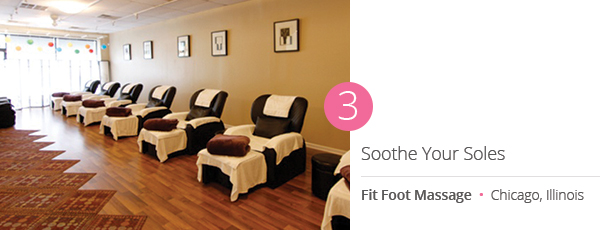 Soothe Your Soles at Fit Foot Massage
