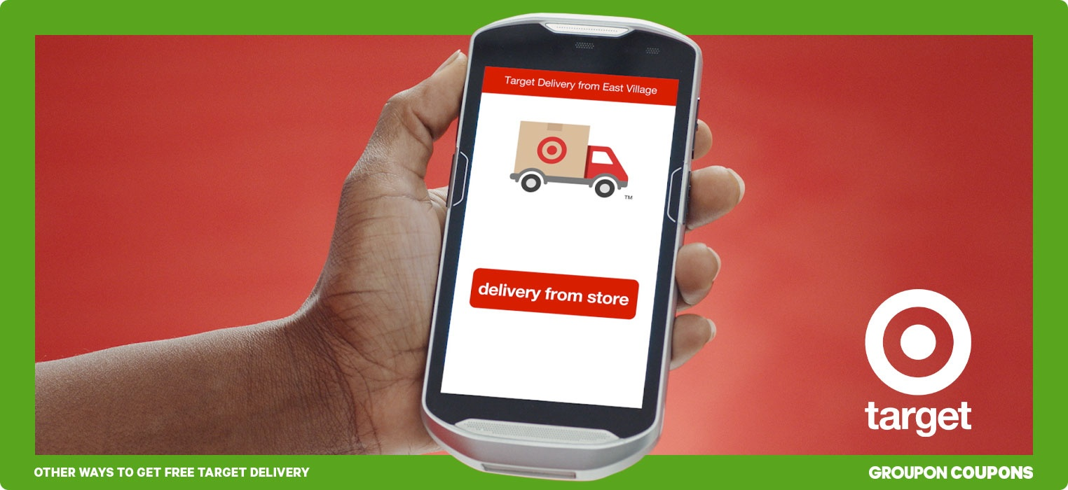 Target free delivery guide