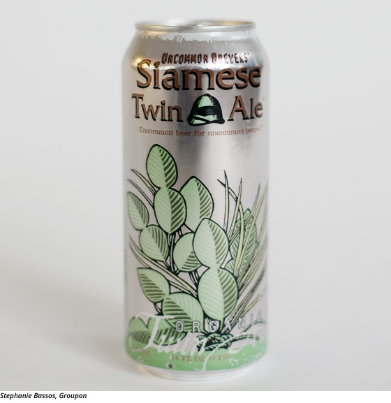 Beer Stalker: Uncommon Brewers' Siamese Twin Ale