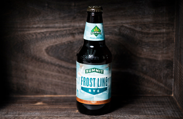 Summit's Frost Line Rye (with Experimental Hop #01210)