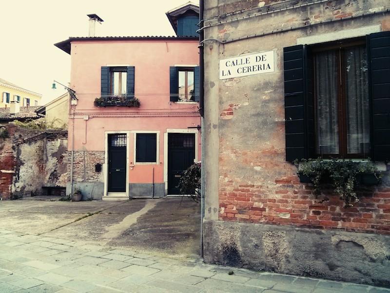 Calle venezia