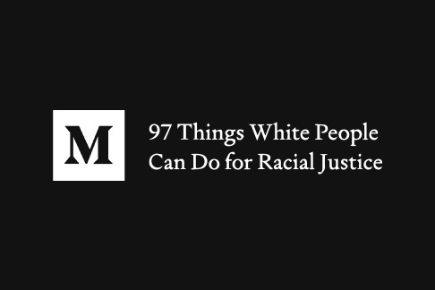 Things White People Can Do