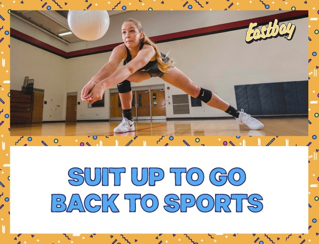 Back to School, Football, Volleyball, Soccer Gear Sale