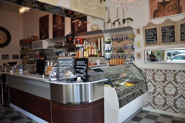 Eiscafés in der Kölner Südstadt
