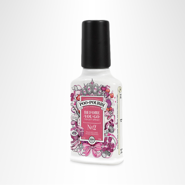 Poo~Pourri Before-You-Go Toilet Spray