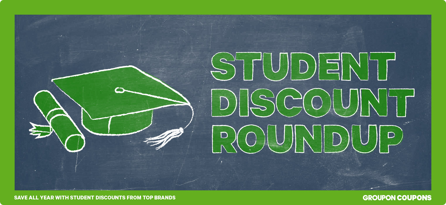 Back to School, College Student Discounts