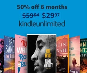Kindle Unlimited Prime Day deal