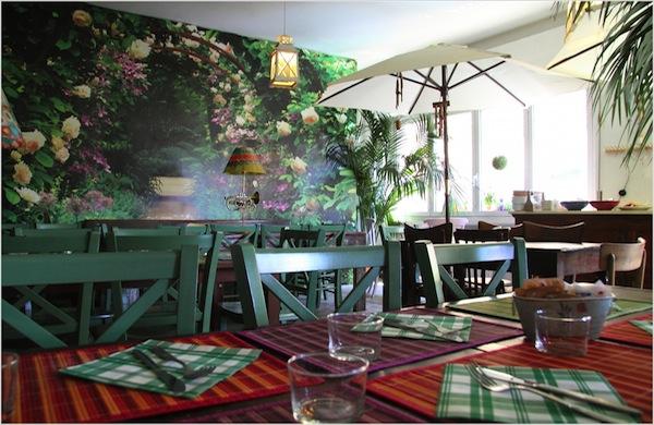 Capra e Cavoli, Milano: il giardino del food nel quartiere Isola