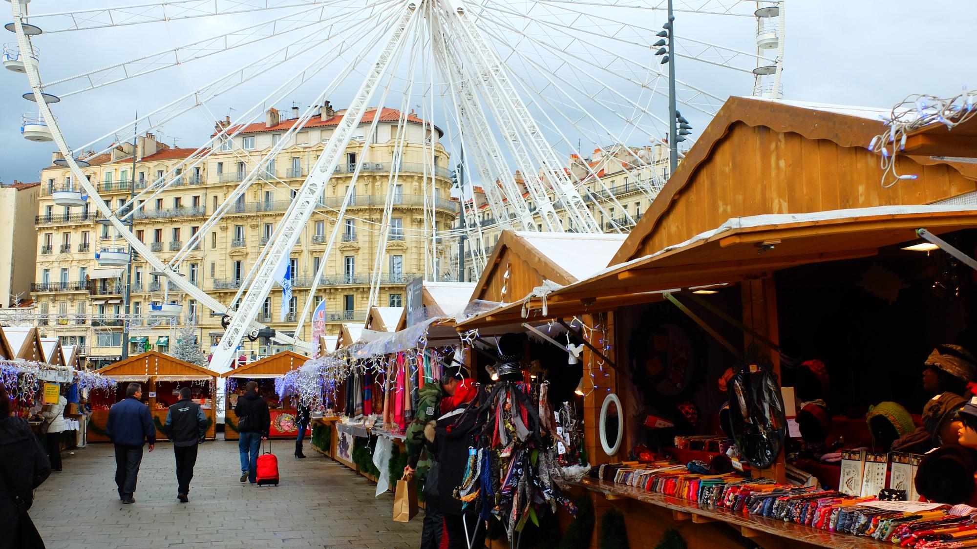 Mais on fait quoi en attendant Noël à Marseille ?