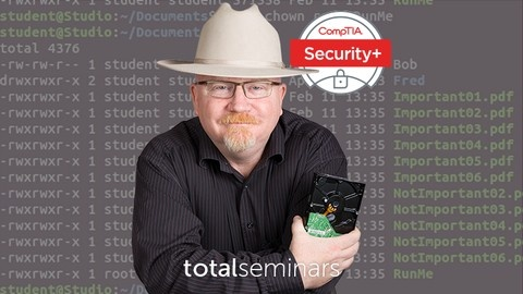 Udemy TOTAL: CompTIA Security Certification