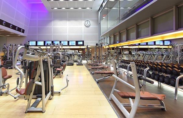 4 de los mejores gimnasios de madrid - Gimnasio espana industrial ...