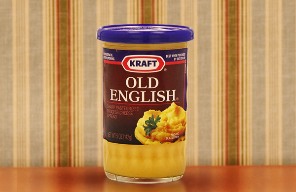 The Surprise Cult Following of Kraft Old English Cheese