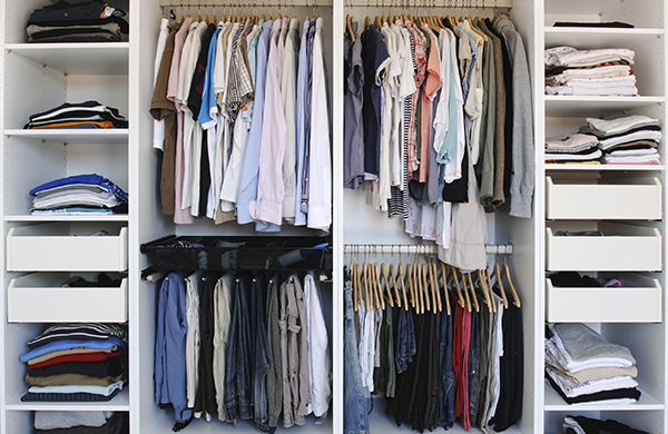 Closet Organization Guide Bedroom