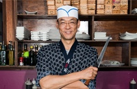 When You Dine Omakase, the Sushi Chef's in Charge