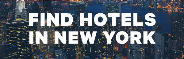 Find Hotels in New York