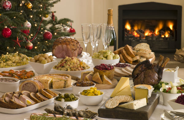 Where to Buy Christmas Food in Dublin