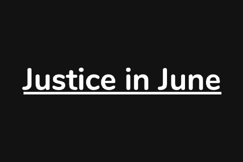Justice in June beginner's guide to becoming an ally