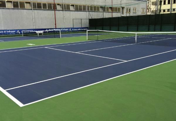 campi tennis cus napoli