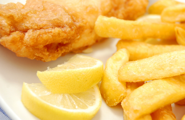 Fish and Chips in Glasgow - The Best (and Something Different!)