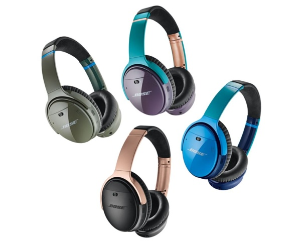 Best Travel Gifts, Bose Noise-Cancelling Headphones