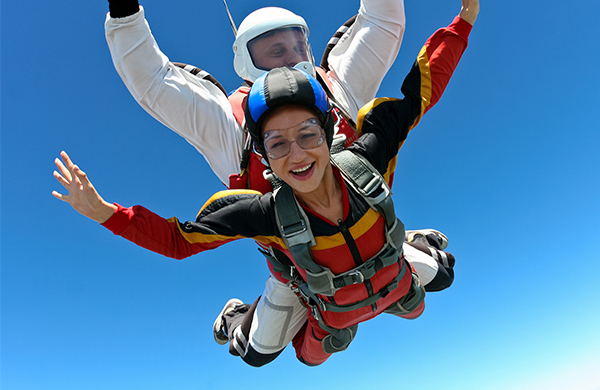 A Skydiving Guide for Before You Take the Leap