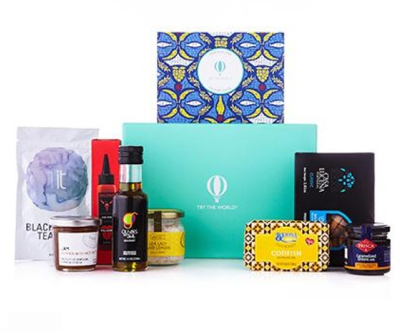 Best Subscription Box gifts, Try the World