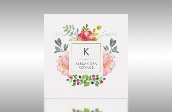 Cheap business cards design ideas that feel like a million bucks modern designs tend to make a bit more of a statement by incorporating everything from colorful patterns or logos to a completely different card shape such reheart Gallery