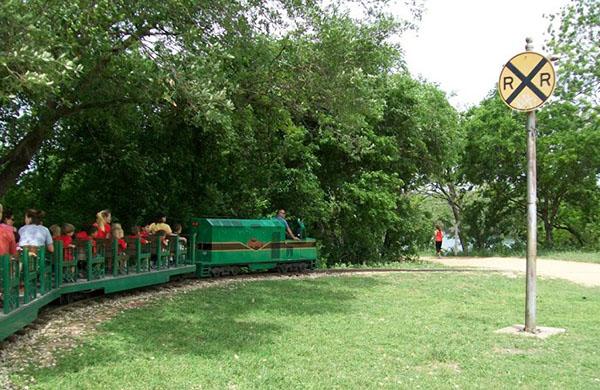 Zilker Park with Kids