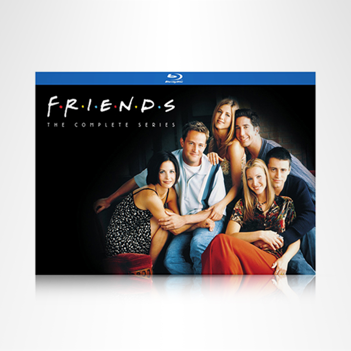 Friends: The Complete Blu-Ray set