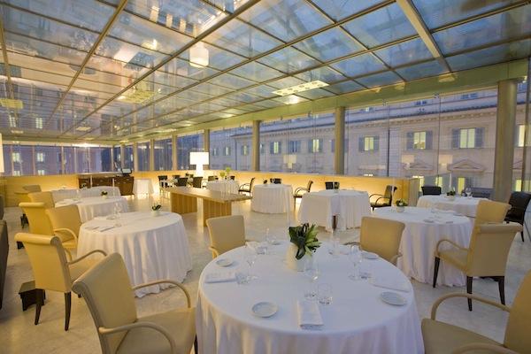 Open Colonna, il ristorante dentro il Palazzo delle ...