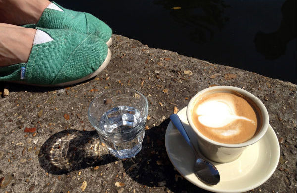 London Walking Tours For Foodies - Regent's Canal London