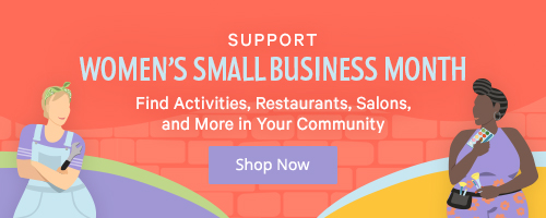 Find and support Women-Owned Small Businesses in your Community